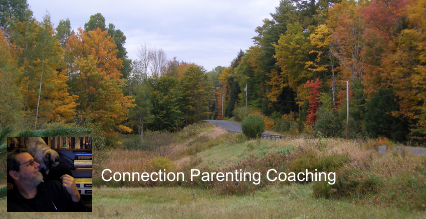 Connection Parenting Coaching